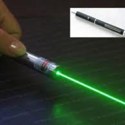 Foto Produk Green Laser 1 mata 500mW Sangat Terang dari Yoke Shop