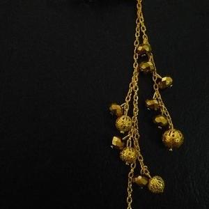 Foto Produk Bros peniti untai kristal (K-016) dari Novita's Shop