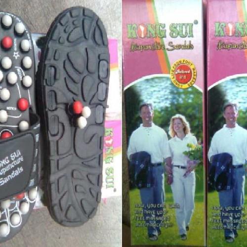 Foto Produk Sandal Refleksi Kongsui dari UD. BARANG BAGOES