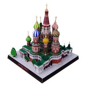 Foto Produk Santo Basil Katredal, Rusia dari PaperCraft