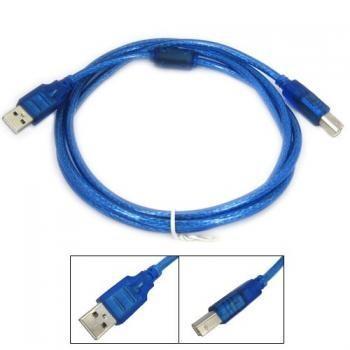 Foto Produk KABEL PRINTER USB VER.2.0 [5M] dari Zona Belanja