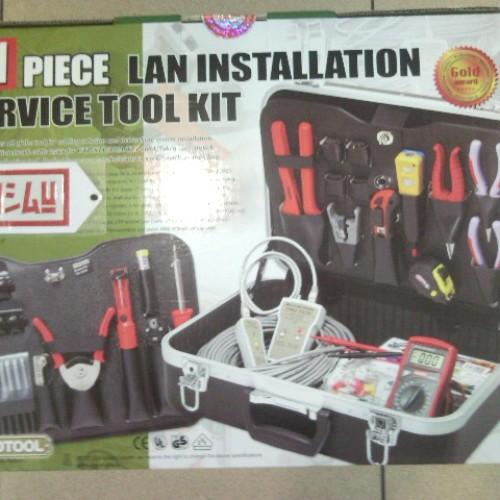 Foto Produk GOLDTOOL 81 PCS LAN & CPU Installation Service Tool Kit dari EVERYTHING4U