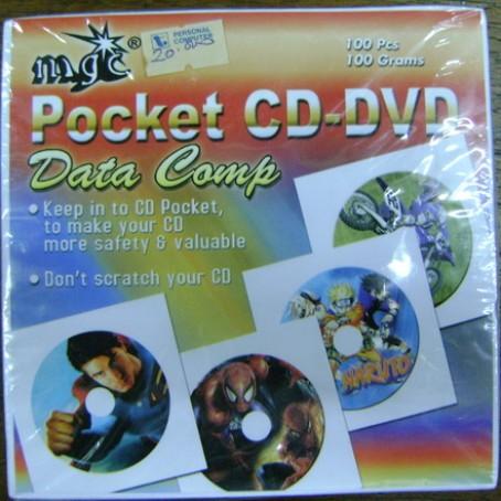 Foto Produk Paper CD & DVD Cover  dari Cipta Trading