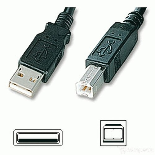 Foto Produk USB 2.0 Printer Cable 1.5m dari Aiti