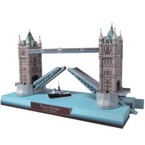 Foto Produk Tower Bridge, England dari PaperCraft