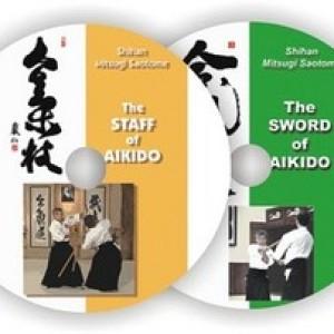 Foto Produk Aikido Weapon Tehnik Menggunakan Senjata Jo dan Bokken Dalam Aikido dari Tokobukuplus