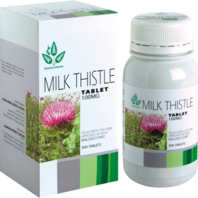 Foto Produk Milk Thistle 120 Tablet dari Toko Sehat Cantiku