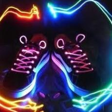 Foto Produk Tali Sepatu LED dari Yoke Shop