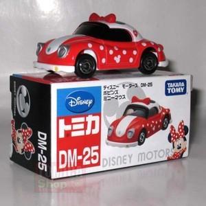 Foto Produk DM-25 Popins Minnie Mouse dari Tomica Shop