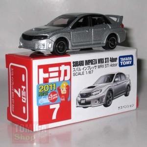 Foto Produk #007 Subaru Impreza WRX STI 4door (TTB) dari Tomica Shop