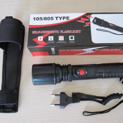 Foto Produk Stungun (alat kejut listrik) type 105/805 dari HistoryShop