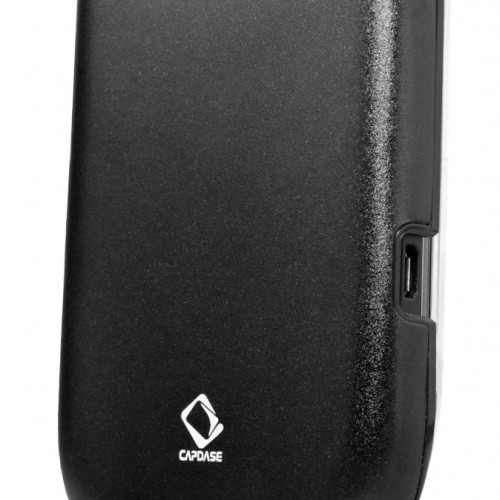 Foto Produk Capdase Original Alumor Metal Case Blackberry 9800 Torch Black dari Licia Cellular