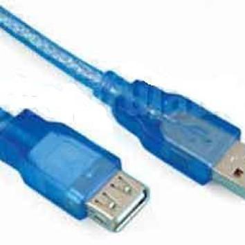 Foto Produk KABEL PERPANJANGAN USB VER2,0 [3M] dari Zona Belanja