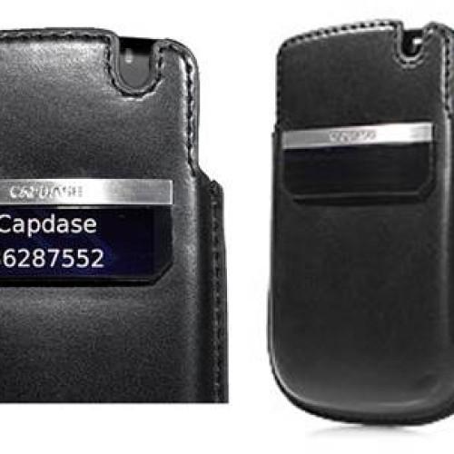Foto Produk Capdase Original Smart Pocket Callid For Blackberry 9800 Torch Black dari Licia Cellular