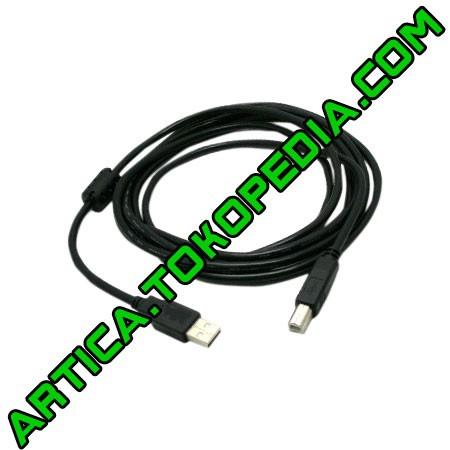 Foto Produk Kabel printer USB2.0 3m black dari Artica Computer