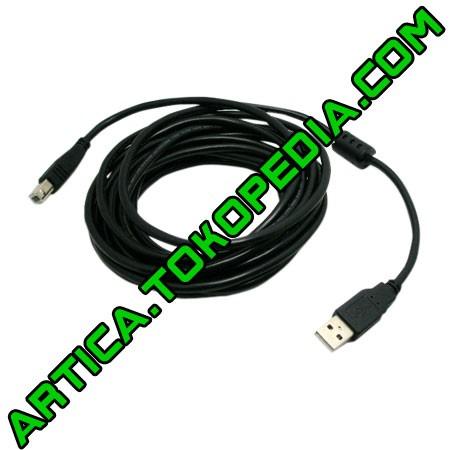 Foto Produk Kabel printer USB2.0 5m black dari Artica Computer
