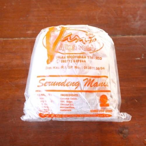 Foto Produk Srundeng Varia Solo Rasa Manis dari Ready Shop