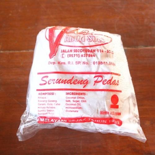 Foto Produk Srundeng Varia Solo Rasa Pedas dari Ready Shop