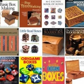 Foto Produk CREATIVE BOXES | Panduan Membuat Kotak Dan Bungkusan Dari Bahan Kertas Dan Kayu Untuk Kado, Parcel Dan Hantaran Pengantin dari Tokobukuplus