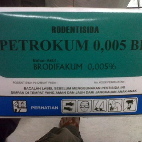 Foto Produk RACUN TIKUS RODENTISIDA  Rp 4000 dari Grosirmurah