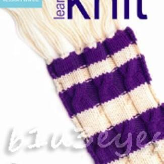 Foto Produk Learn To Knit 3-Scarf   Video Tutorial Cara Membuat Syal Rajut dari Tokobukuplus