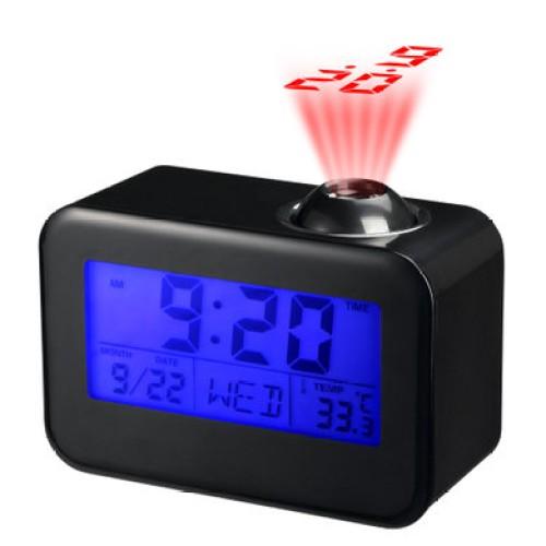 Foto Produk Talking Projector Alarm Clock dari Jual Barang Unik