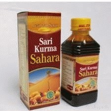 Foto Produk Sari Kurma Sahara dari Khasanah Herbal