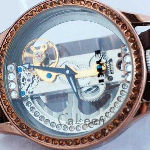 Foto Produk Luxury Men's Watch ,Bussiness Men's Watch,Automatic Watch dari Wagoneer.Tokopedia.Com
