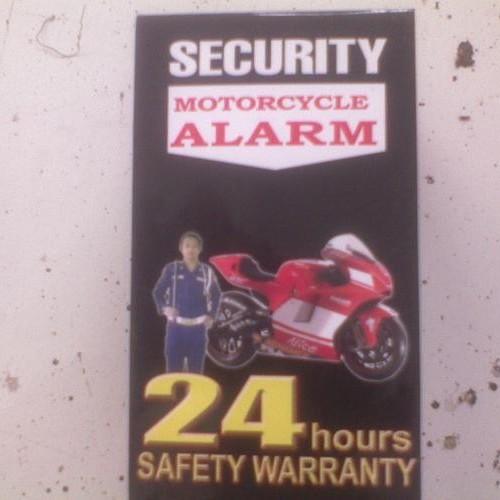 Foto Produk Alarm Motor dari Haekal Shop