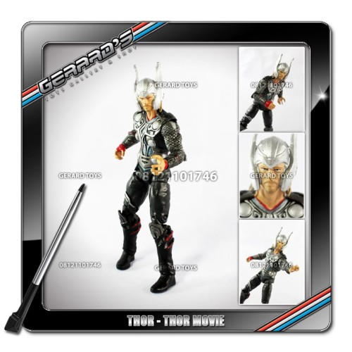 Foto Produk Thor - Movie - Hasbro - Loose dari GERARD-TOYS