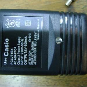 Foto Produk Adaptor Calculator Casio Universal dari Cipta Trading