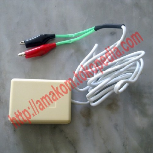 Foto Produk Test Cord Buaya To Telephone / Test Cable Phone, Aligator Clip dari AMAKOM MEDIA KOMUNIKA