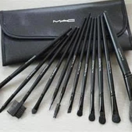 Foto Produk MAC Brush Set 12 pieces dari Marsmellow Chya