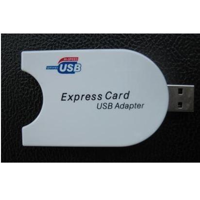 Foto Produk Converter Express Card ke USB dari Pusat Komputer Notebook - PUSKOM