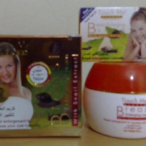 Foto Produk Breast Enlarging Cream With Snail Extract 80 g dari TIMUR TENGAH SHOP