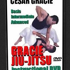 Foto Produk Cesar Gracie Brazilian Jiu-Jitsu Instructional DVD   DVD Tutorial Beldiri Jiu Jitsu mulai dari tingkat dasar, menengah dan mahir dari Tokobukuplus
