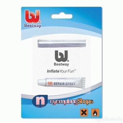 Foto Produk Bestway #62022 - Repair Kit / Lem dari Nyemplung Shops