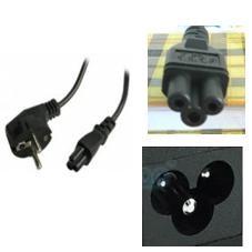Foto Produk Kabel Adaptor Lubang 3 cocok untuk Laptop (Notebook / Netbook) dari Pusat Komputer Notebook - PUSKOM