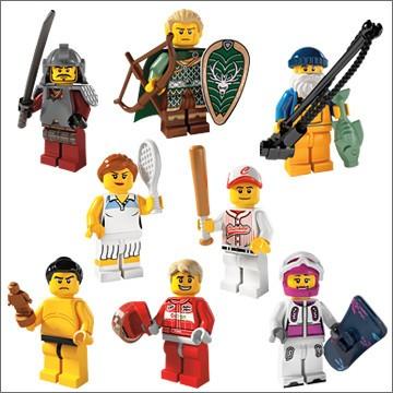Foto Produk TAKARATOMY ARTS MINI LEGO SERIES 3 SIDE A dari MINICOLLECTABLES
