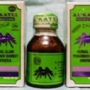 Foto Produk ALKATEL (penumbuh rambut) dari SHOFFHERBAL SERBA SERBI