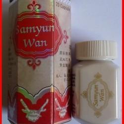Foto Produk SamYun Wan Penambah Berat Badan dari Grosir Kosmetik