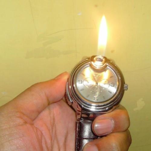 Foto Produk Jam Tangan Korek Api !!!! dari Lapak Online