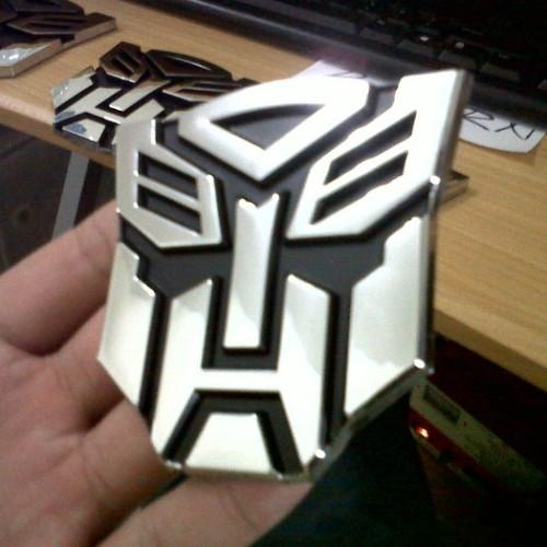 Foto Produk Emblem Transformers Autobot Small dari BOBandPOP
