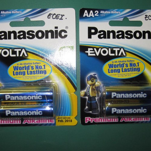 Foto Produk BATTERY PANASONIC EVOLTA A2 dari Saudara Jaya