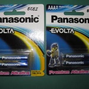 Foto Produk BATTERY PANASONIC EVOLTA A3 dari Saudara Jaya