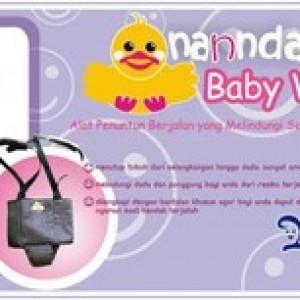 Foto Produk ANANNDA BABY WALKER dari Novia Baby Shop