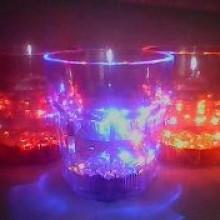Foto Produk Gelas LED Nyala  ( Sensor Lampu Nyala Jika Terkena Air) dari Ahshop