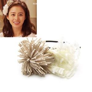 Foto Produk H74064 - South Korean star Kim Tae-hee my princess lace hair bands dari Aksesoris Lucu