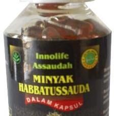 Foto Produk Innolife Sauda 75 Kapsul (Best Seller) dari Bekasi Herba Center
