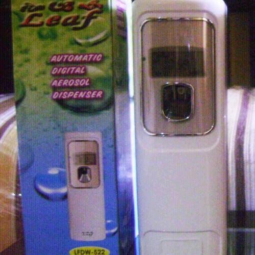 Foto Produk Pengharum Ruangan Otomatis Digital LFDW 522 dari RWM Hygiene System
